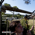Sep 25 - 27 2018 I Kanopeo attends Euro Attractions Show (EAS) 2018, Booth 5-303