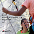 Nov 7 - 8 I Kanopeo attends Family Attraction Expo 2018, Booth 1020