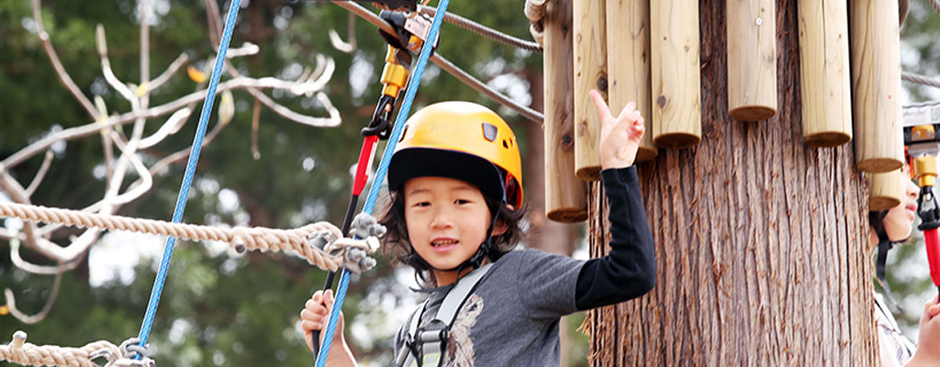 Saferoller® : Swiss-designed continuous belay system with an integrated trolley for children 4 years and up